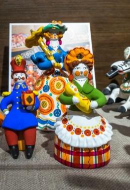 Музей вятской глиняной игрушки
