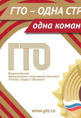 Летний фестиваль ВФСК ГТО