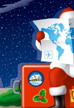 Новогоднее путешествие по странам