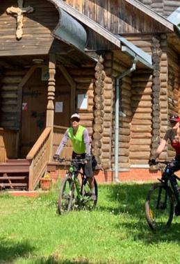 Велотур в Никульчино (2 дня)