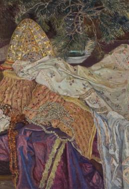 Выставка одной картины «Н.Н. Румянцев. Дар музею»