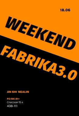 Weekend by fabrika 3.0