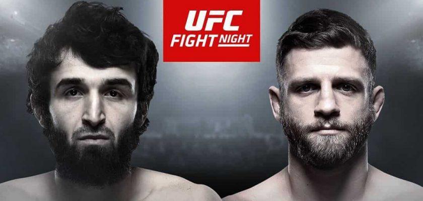 Полная версия московского турнира UFC FIGHT NIGHT® — только в Wink на UFC ТВ