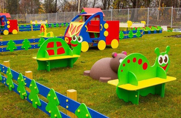 Детский сад в районе ОЦМ сдадут в этом году