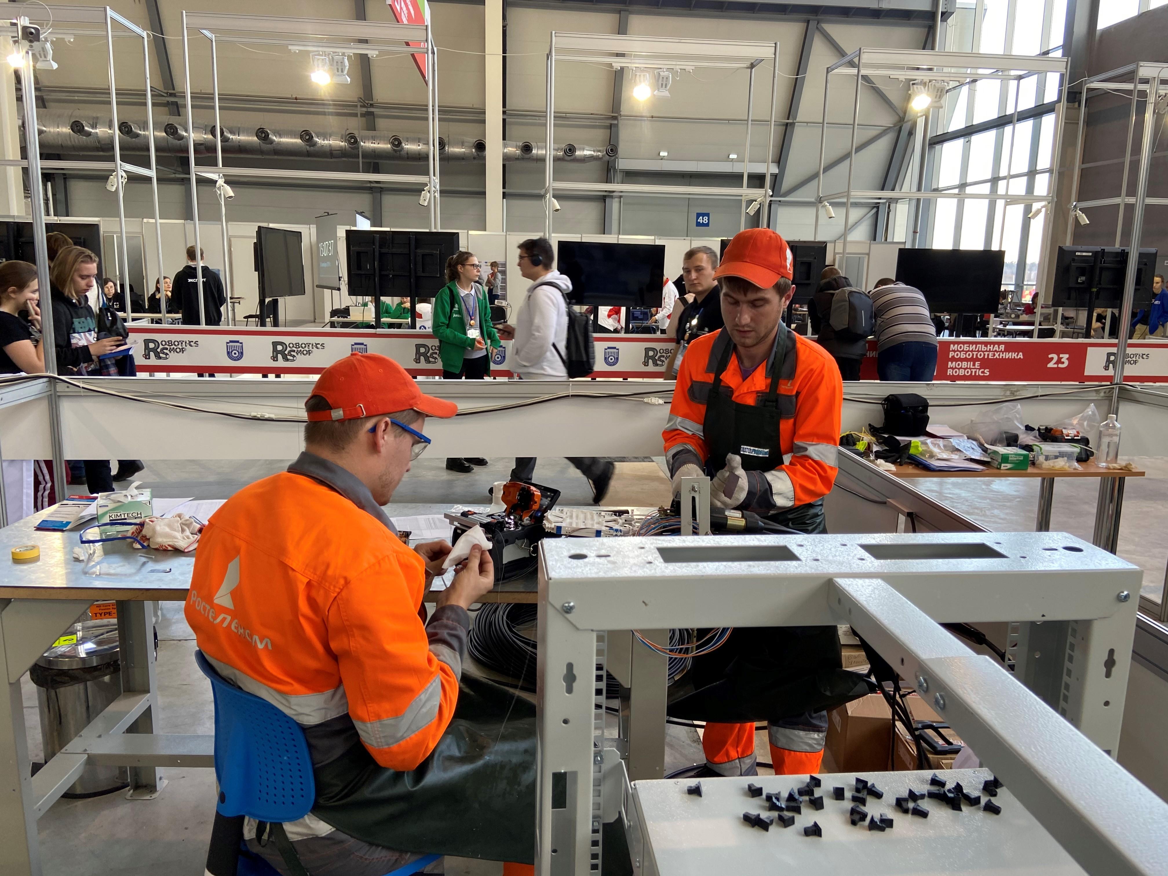 Специалисты «Ростелекома» признаны лучшими в сфере создания оптической инфраструктуры