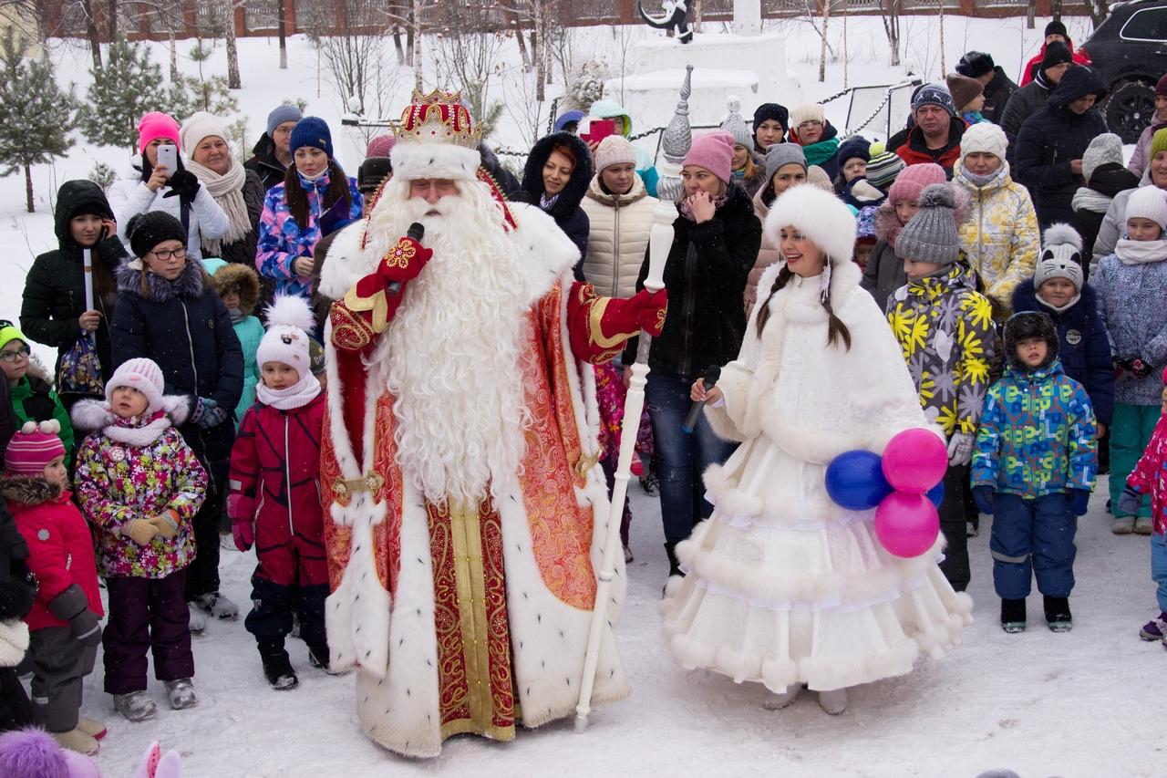 Кировские бабушки и дедушки напишут письма российскому Деду Морозу