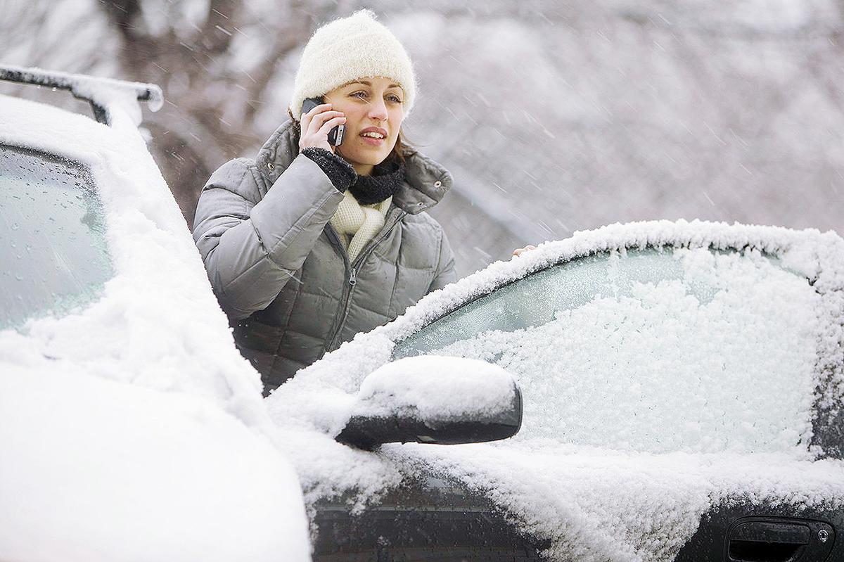 Зима - время проверки для изношенных аккумуляторов