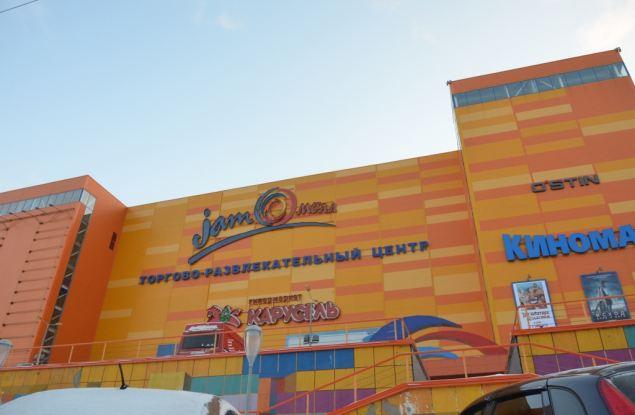 «Киномакс» покинет Jam Молл?