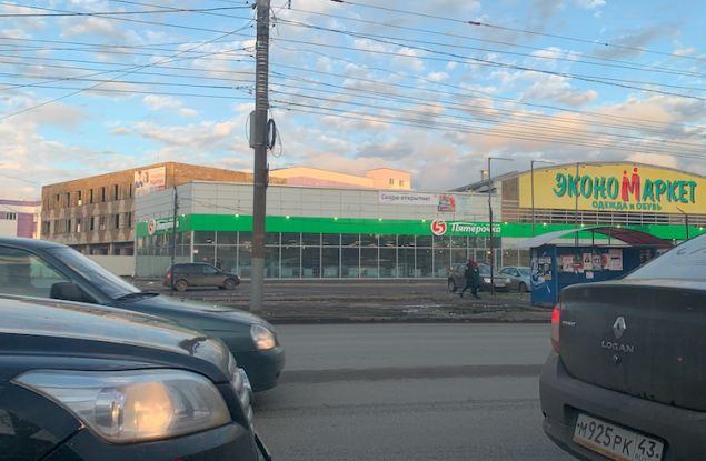 Доля торговых сетей в Кировской области больше, чем в среднем по России