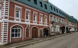 «Дизайн-код» в действии: с исторического здания на Московской убрали вывески