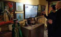 Андрей Державин посетил в Кирове Музей истории Хлынова