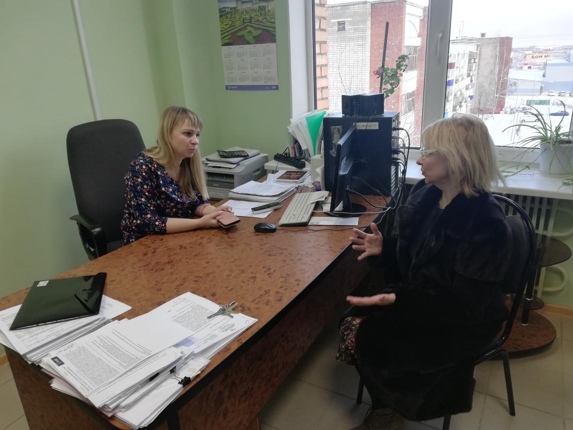 На встрече в Кирово-Чепецком районе