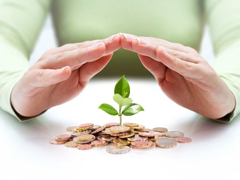 Храни деньги надёжно и выгодно!