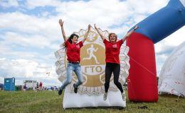 В Кировской области завершают строительство четырёх спортивных площадок ГТО