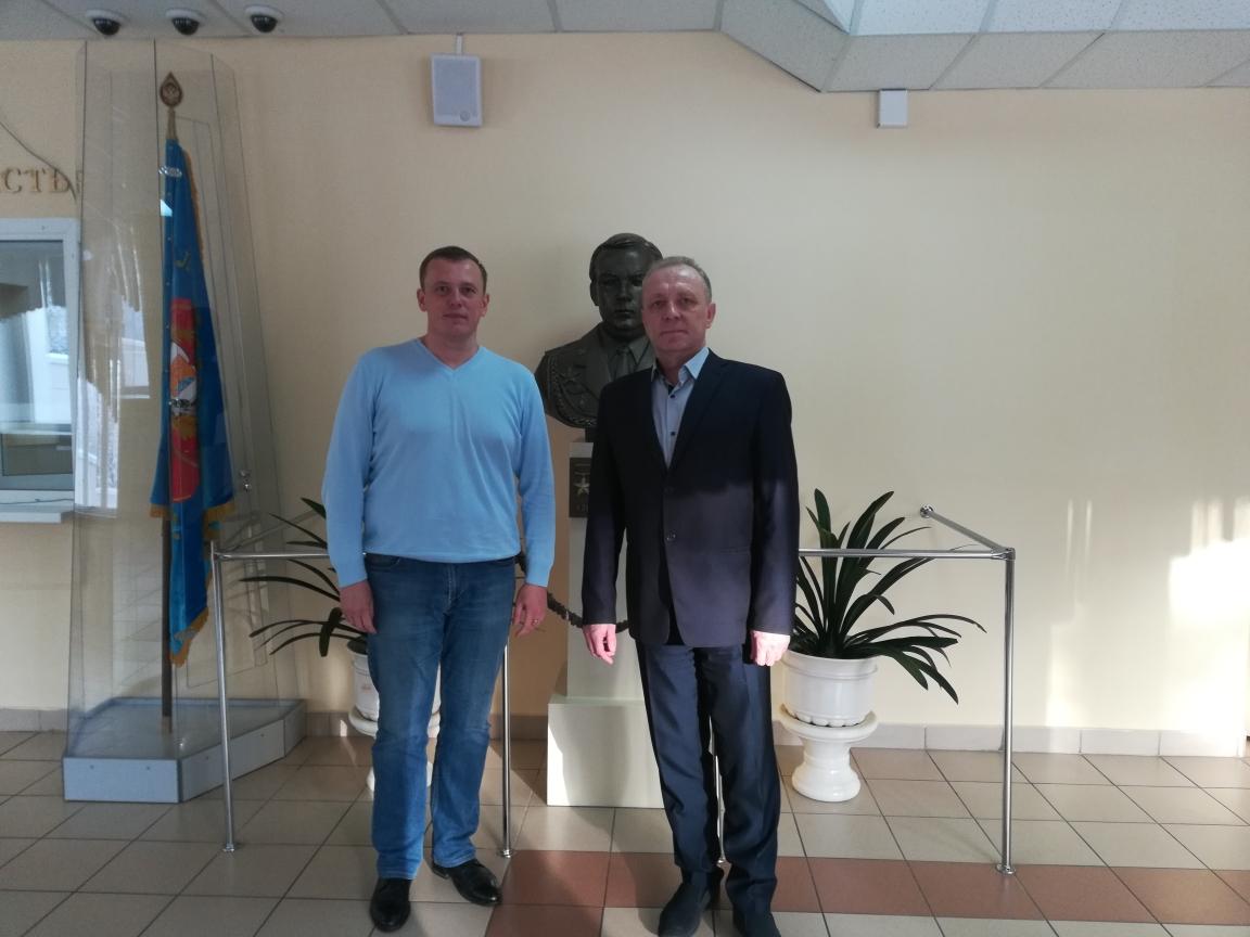 Вопрос о взаимодействии обсужден с руководством Кировского кадетского корпуса