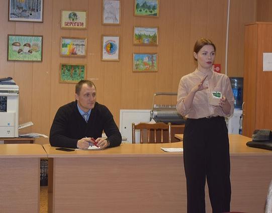 В Минлесхозе подписаны первые договоры о сотрудничестве