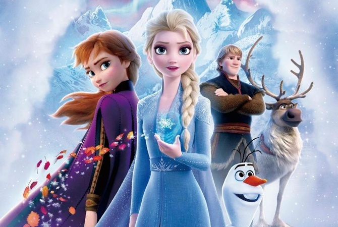 В «Дружбе» пройдет детский праздник к премьере мультфильма «Холодное сердце 2»