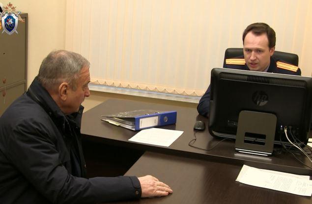 Владимира Быкова задержали за получение взятки