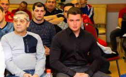 Павел Валенчук избран вице-президентом федерации дзюдо Кировской области