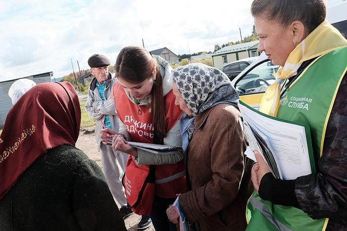 Во всех районах Кировской области заработает система долговременного ухода за пожилыми и инвалидами