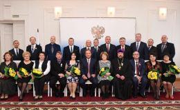 Игорь Комаров вручил государственные награды кировчанам