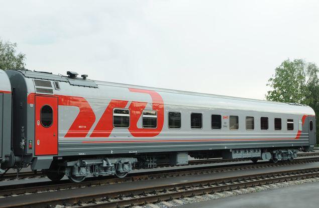 В поезде «Вятка» появился вагон класса «люкс»