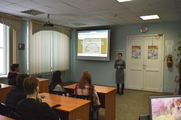Кировские молодогвардейцы презентовали благотворительный фонд «Добро в действии»