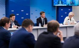 Турчак: Проектный офис обеспечит работу по формированию народной программы «Единой России»