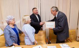 Олег Валенчук и Александр Галицких обсудили подготовку к празднованию 75-летия Победы