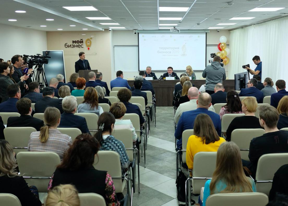 В Кировской области увеличивают число занятых в сфере малого и среднего бизнеса