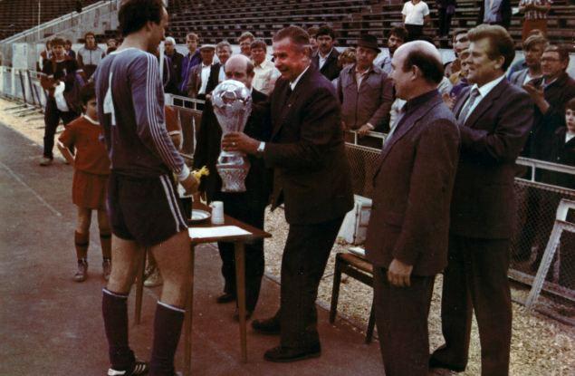 В Кирове отметят 50-летие исторического футбольного матча