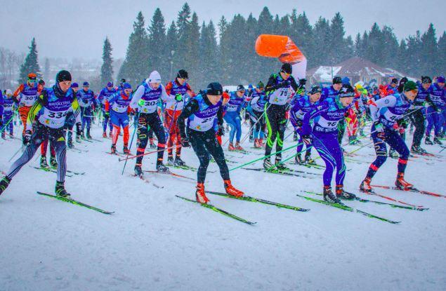 В Кировской области пройдет лыжный марафон «Шижма» серии Russialoppet