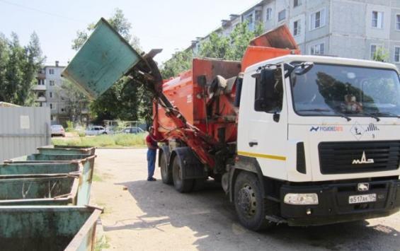 Жителям Санчурского района «Куприт» незаконно начислял плату за вывоз мусора