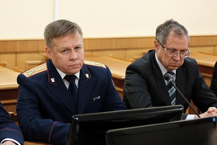 В Кирове представили нового руководителя Следственного управления Следственного комитета
