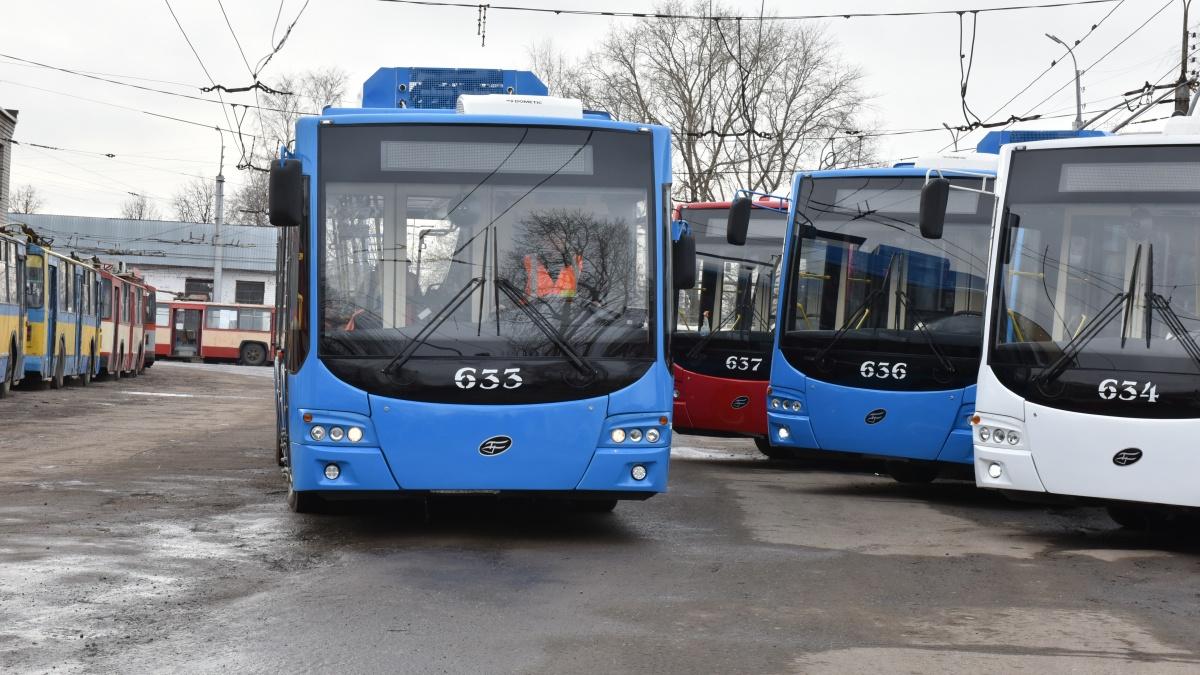 Почему жарко в кировских троллейбусах?