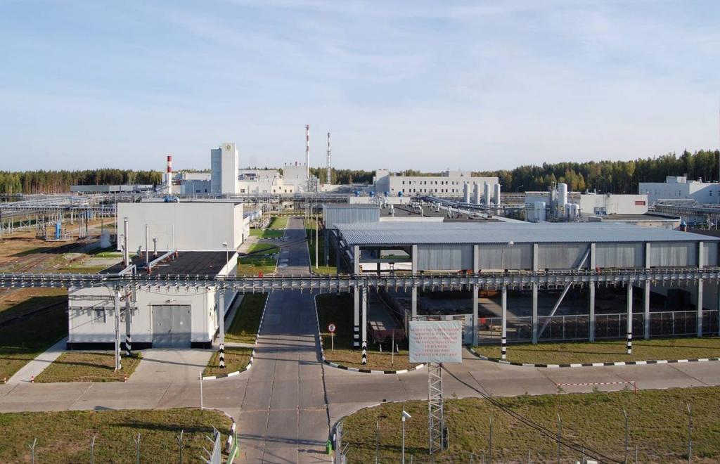Имущественный комплекс объекта «Марадыковский» передают в управление «РосРАО»