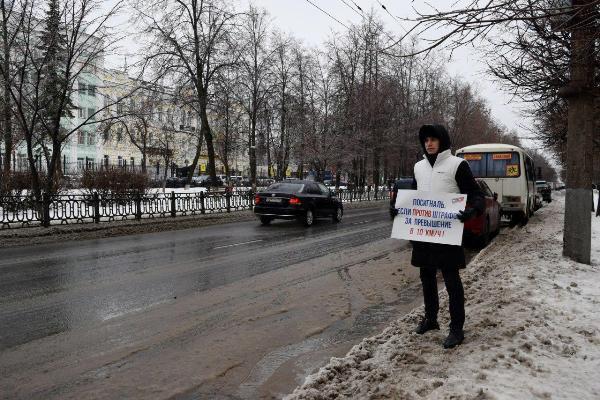 Кировские молодогвардейцы выступили против снижения скоростного режима с 20 до 10 км/ч