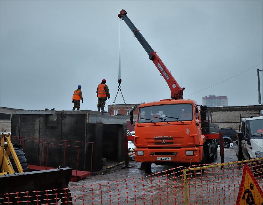 Кировские энергетики будут совершенствовать свое мастерство с помощью учебной тепловой камеры