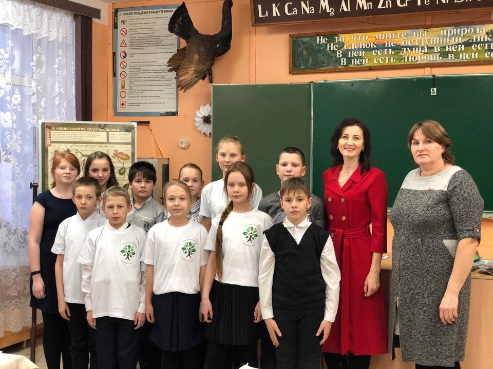 «Хранители леса» участвуют в конкурсе «Ёлочка, живи!»