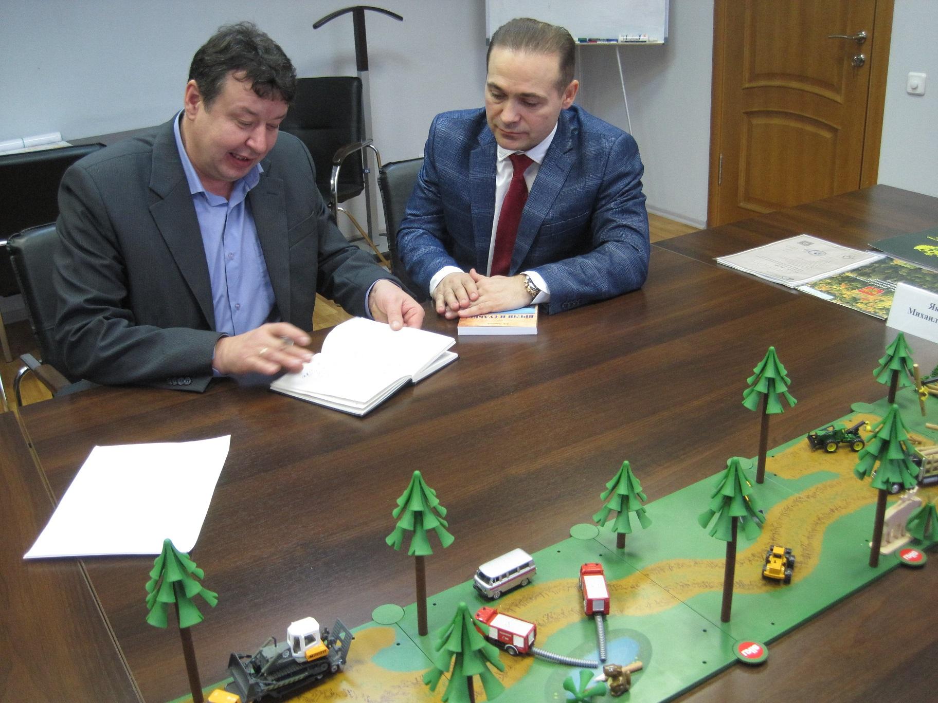 Кировские общественники встретились с коллегами из Иваново