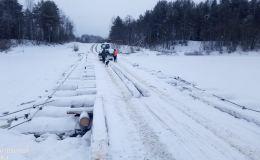 Восстановлено движение по десяти мостам Кировской области