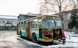 Ретроавтобусу подарят новую жизнь