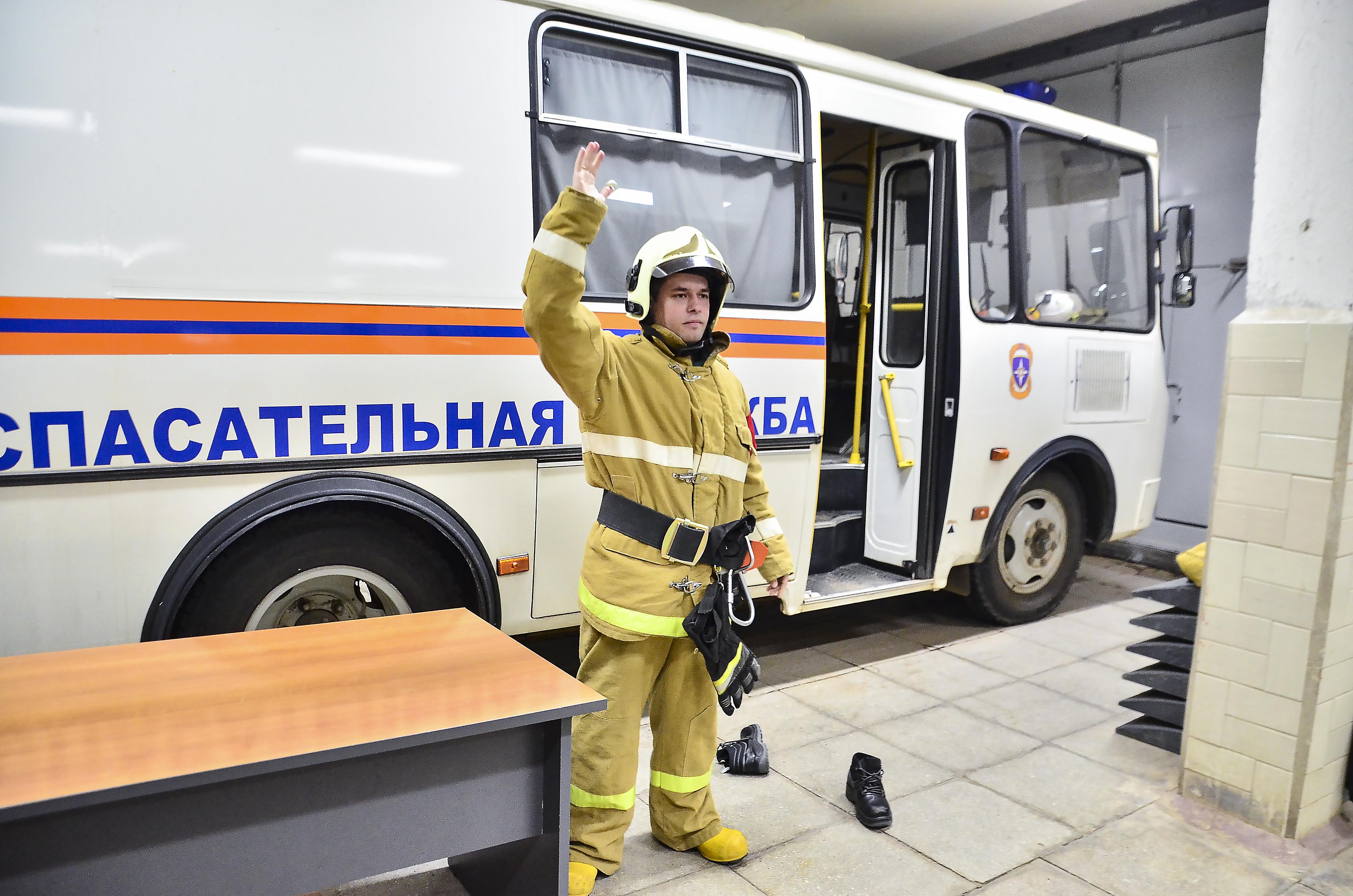 В филиале «КЧХК» выбрали лучших газоспасателей и специалистов электрослужб