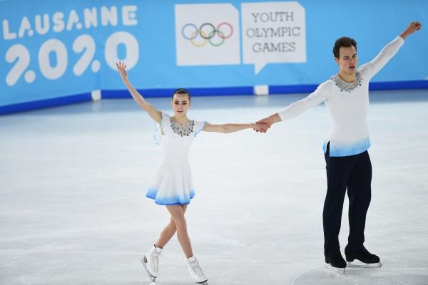Фигурист из Кирова завоевал золото на зимних юношеских Олимпийских играх