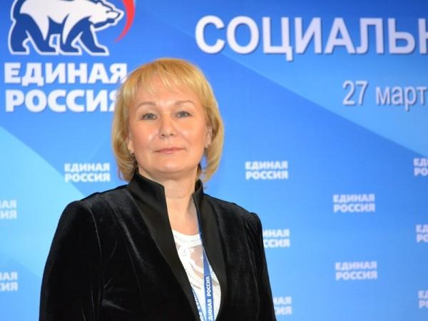 Галина Буркова: Выплата на первого ребенка – это кардинальная смена подхода к вопросу поддержки молодых семей