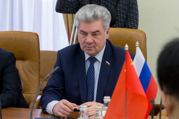 Виктор Бондарев: Обороноспособность России обеспечена на десятилетия вперёд