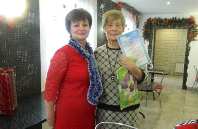 В Неме группа «Здоровье» отметила Старый новый год