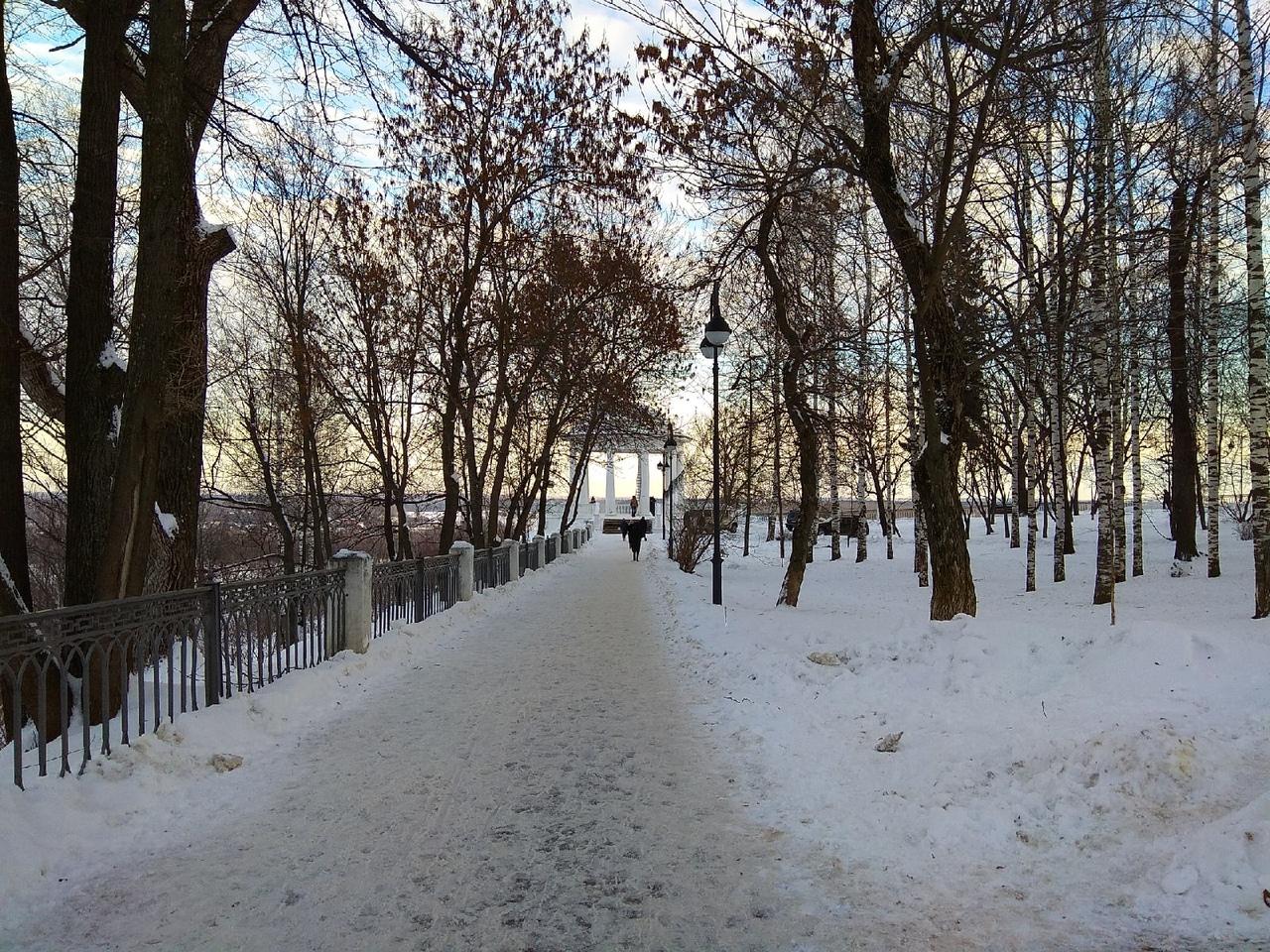 В Киров придёт минусовая температура