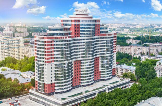 Сразу два дома Кировского ССК возглавили ТОП жилых комплексов региона
