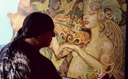 Сюрреалист из Кирова - в десятке лучших современных художников США